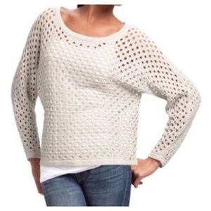 Cabi seaside pullover sweater